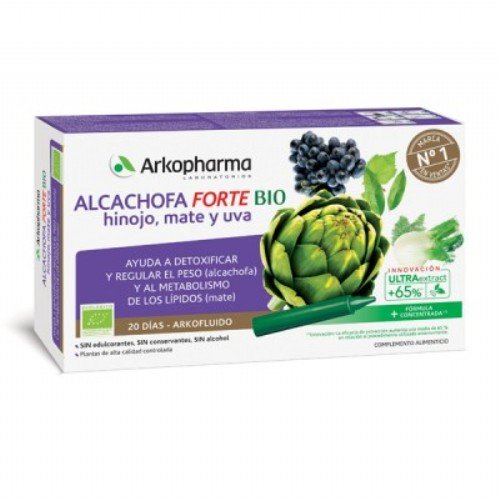 alcachofa objetivo