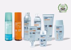 productos para la piel Isdin