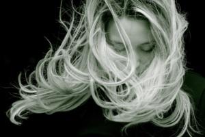 cabello mujer