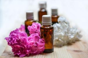 Plantas y aceites esenciales