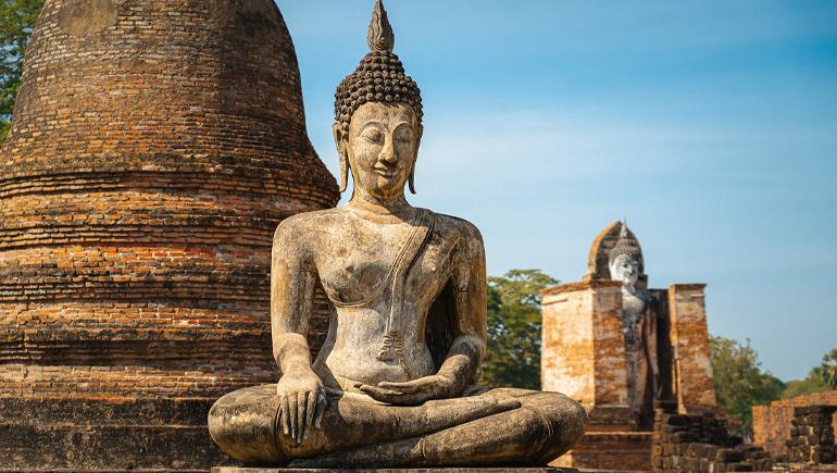 mindfulness estatua