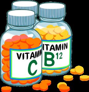 vitaminas bote